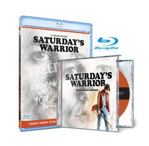 Saturday's Warrior Motion Picture Collection Blu-ray/CD - Now 37.99