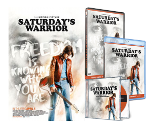 Saturday's Warrior Motion Picture Collection Poster/Blu-ray/DVD/CD - Now $59.99