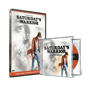 Saturday's Warrior Motion Picture Collection DVD/CD Collection - Now $32.99