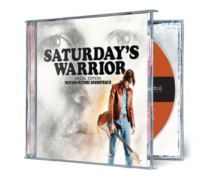 Saturday's Warrior - SPECIAL EDITION - The Motion Picture Soundtrack - CD - Now $14.99