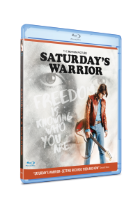 Saturday's Warrior Motion Picture Blu-ray - Now $23.99
